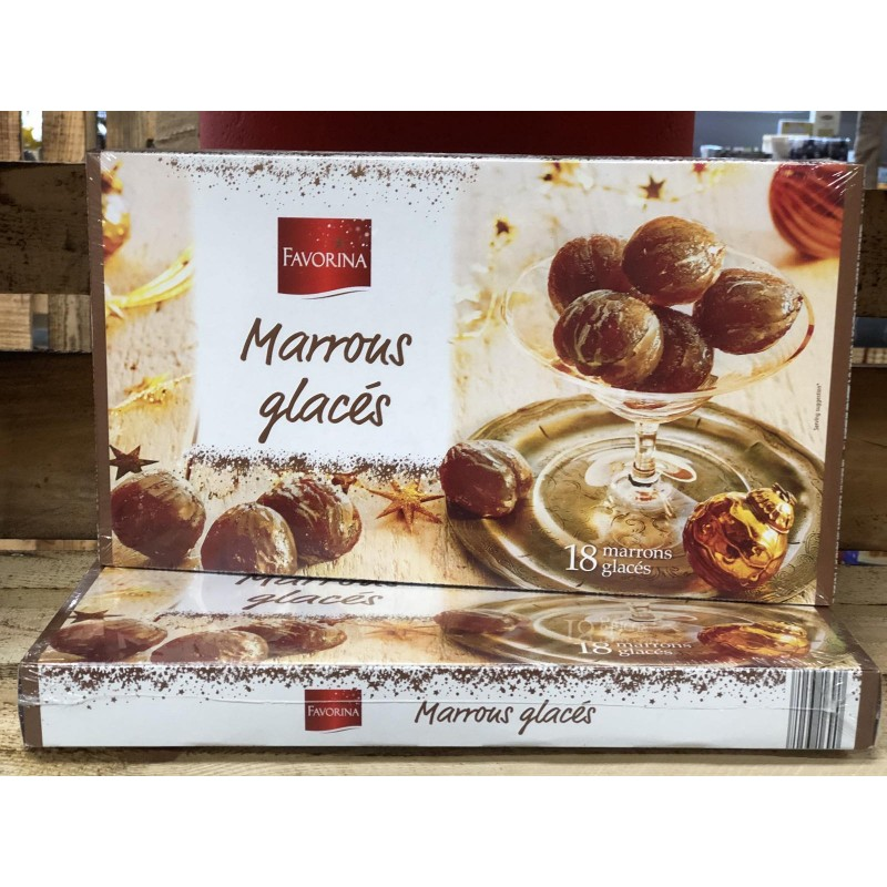 Конфеты Favorina Marrons Glaces 300г