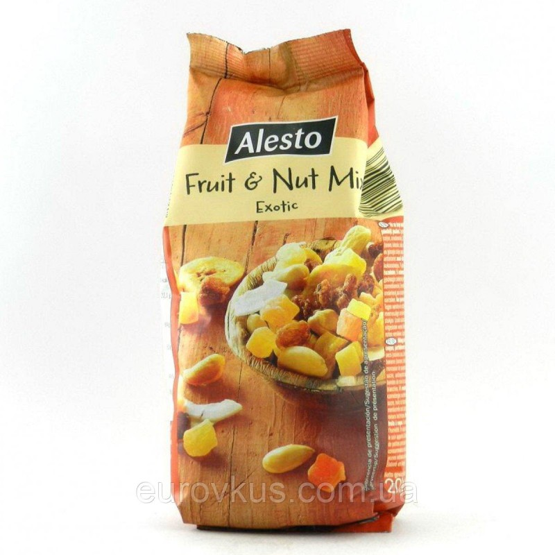 Микс Alesto Fruit and Nut Mix Exotic 200г
