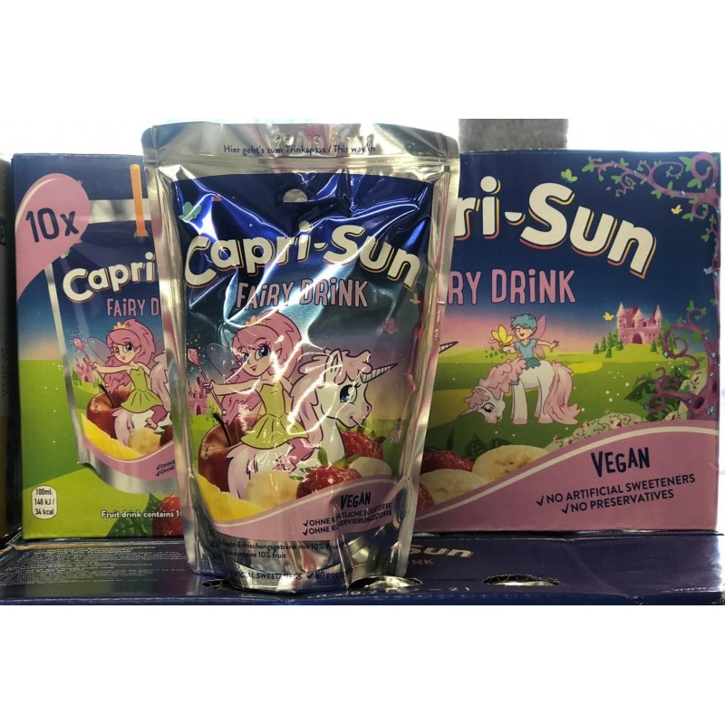 Сок Capari-Sun Fairy Drink Vegan 200мл