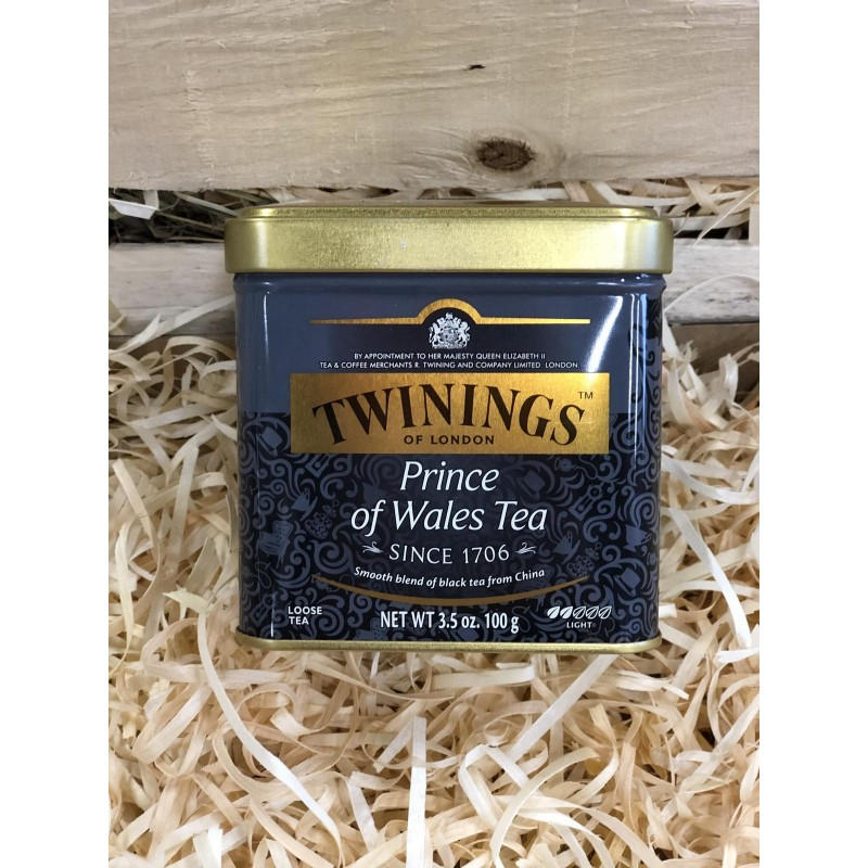 Чай TWININGS Prince of Wales Tea 100г
